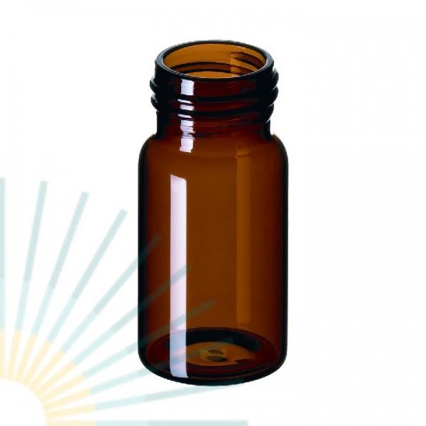20ml EPA GW-Flasche, 57 x 27,5mm, Braunglas