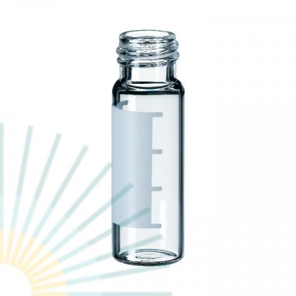 4ml GW-Flasche 45 x 14,7mm, Klarglas, SF und FM