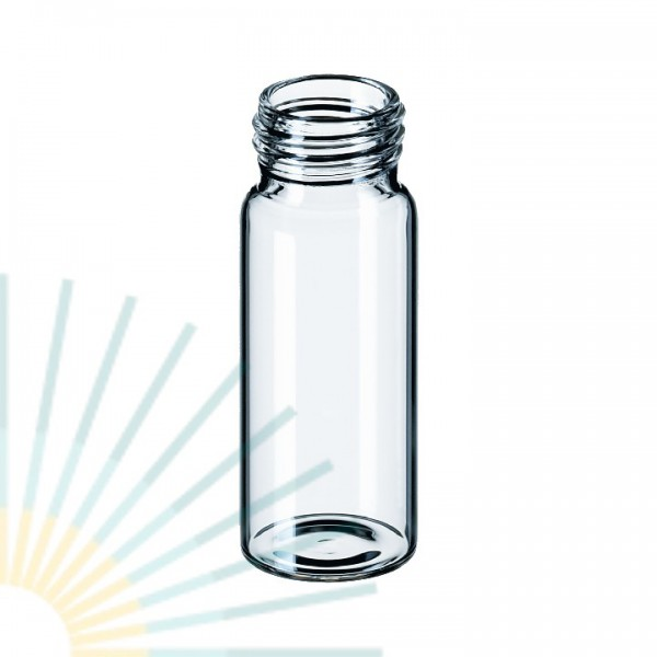 30ml EPA GW-Flasche 72,5 x 27,5mm, Klarglas