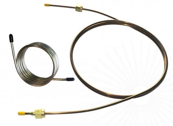 Molsieb 5A, 80/100 mesh, 3 m x ID 2.1 mm