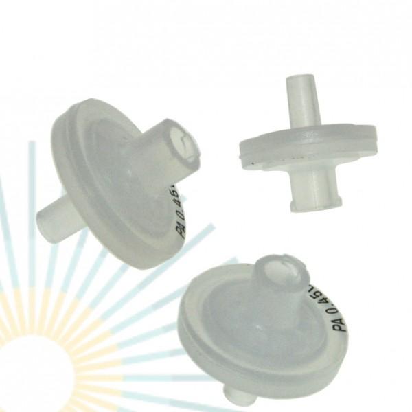 Spritzenfilter / Spritzenvorsatzfilter, Regenerierte Cellulose,