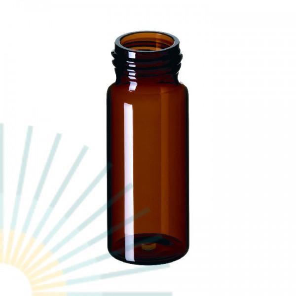30ml EPA GW-Flasche, 72,5 x 27,5mm, Braunglas